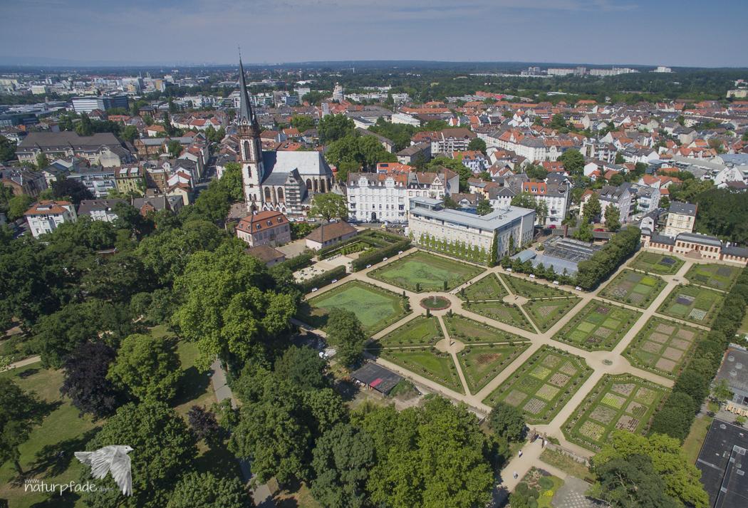 Herrngarten Darmstadt