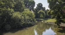 Herrengarten Darmstadt.